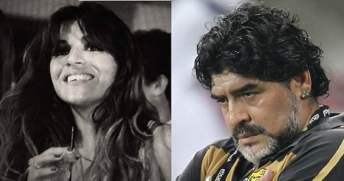 Maradona, dispuesto a que su hija vaya a la cárcel