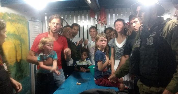 Encuentran a familia estadounidense que desapareció en la Amazonía