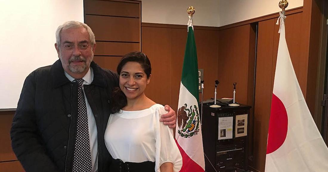 Rectores de México y Japón se reúnen en Hiroshima