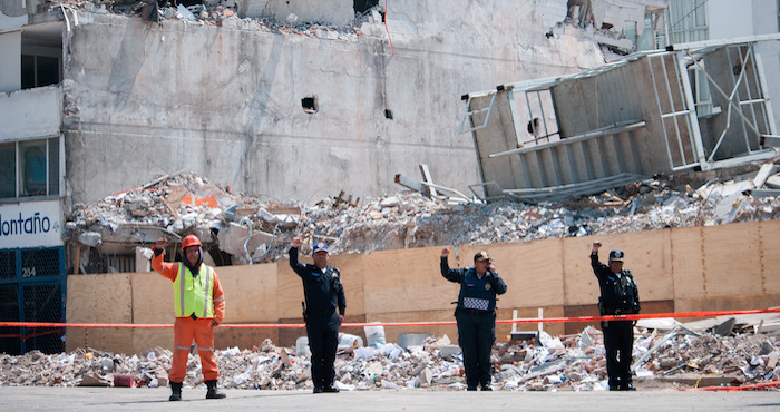Construirán memorial para víctimas del sismo