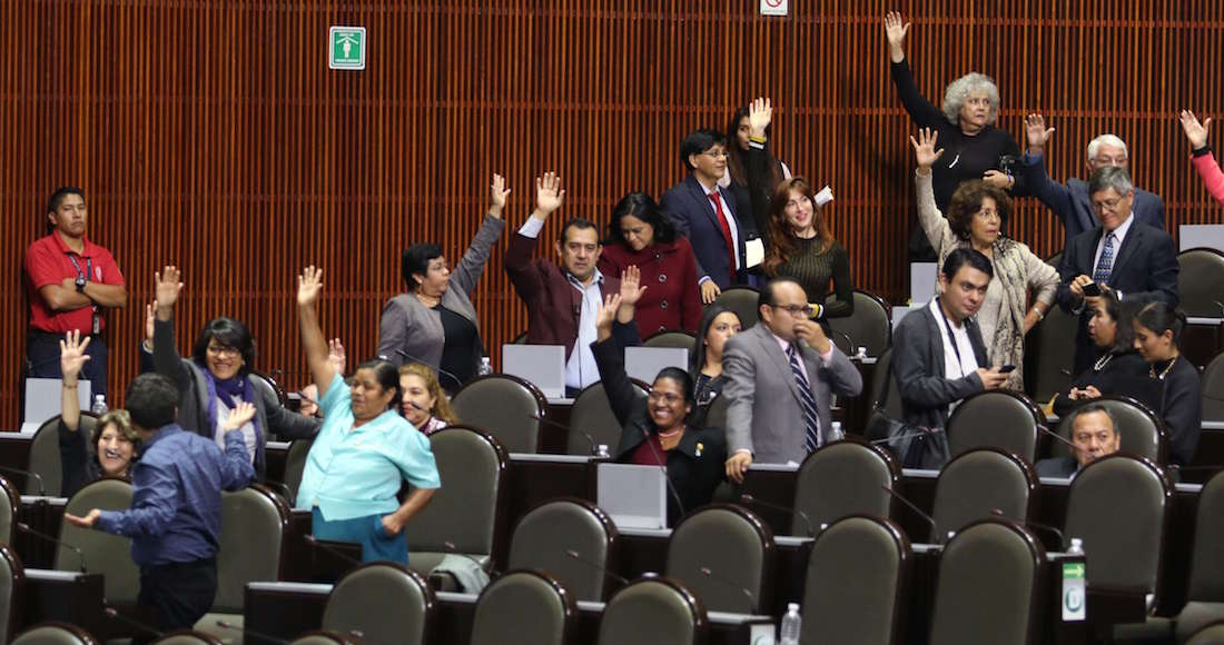 Exhortan a legisladores mexicanos a evitar insultos homófobos