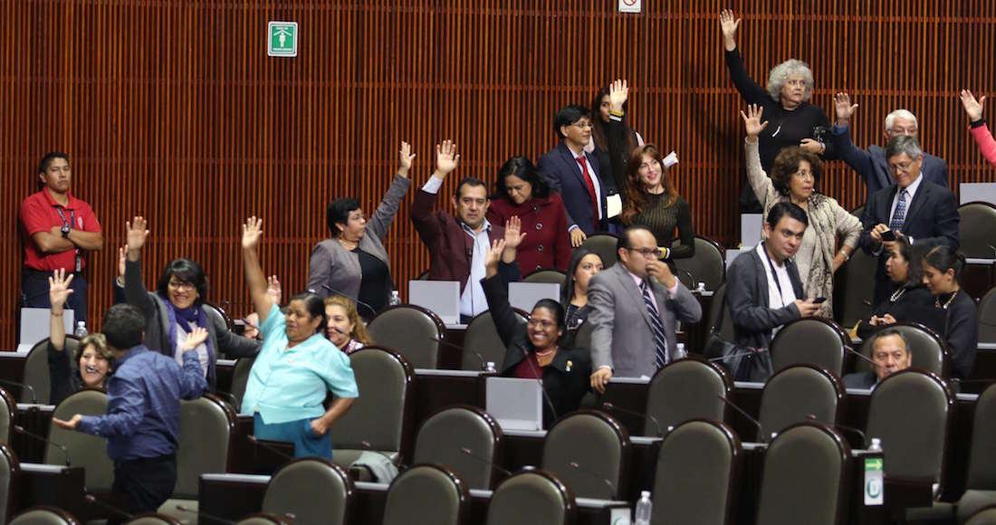 Conapred exhorta a diputados a evitar gritos homofóbicos