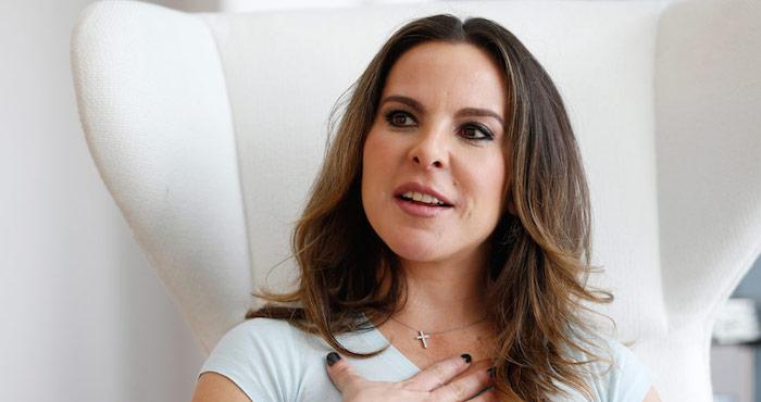 Nominan a Kate del Castillo a la medalla Belisario Domínguez