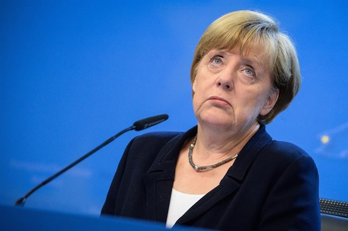 Merkel prefiere que se repitan las elecciones a gobernar en minoría