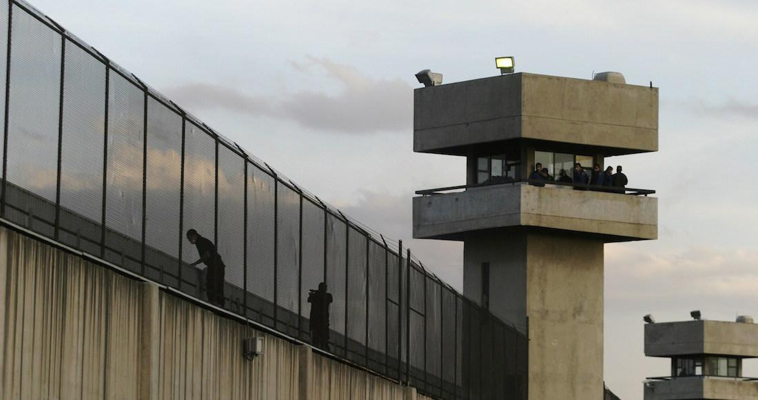 Controlan riña en Penal Neza-Bordo