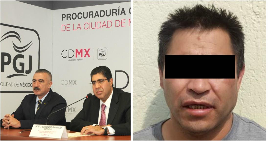 Capturan a violador serial de Coyoacán