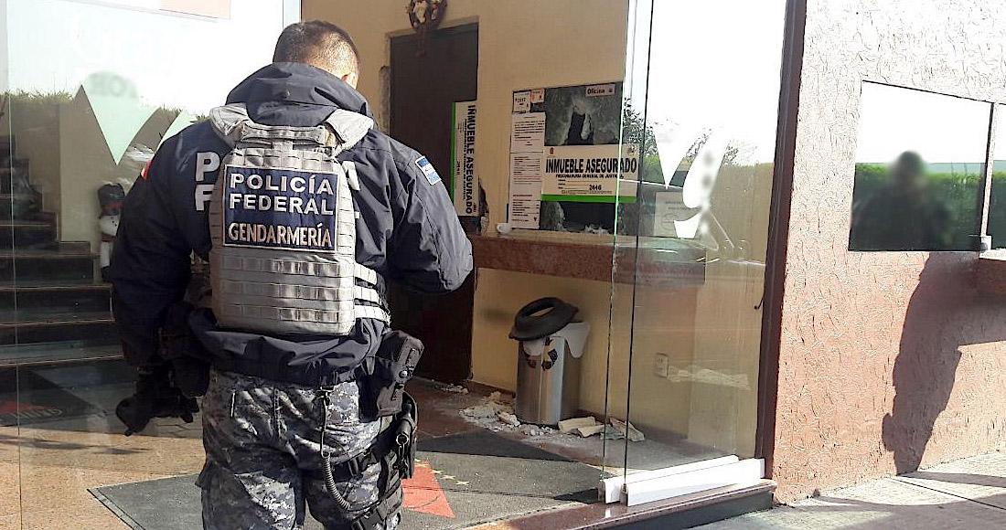 Rescatan a 24 sudamericanas explotadas sexualmente en centro de México
