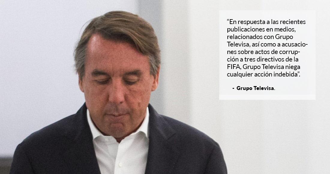 Humberto Grondona defendió a su padre: