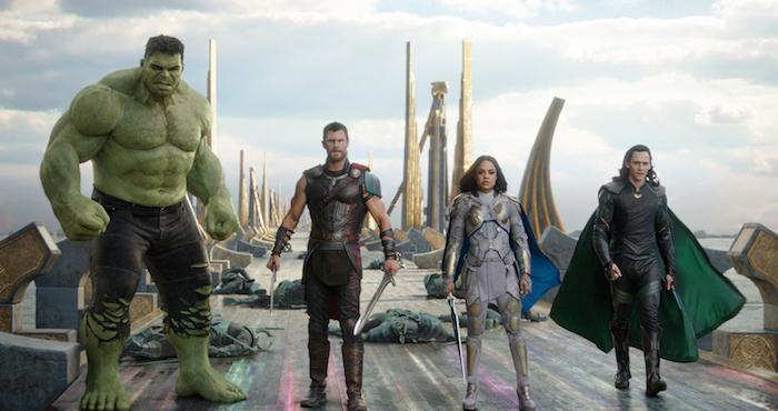 Ragnarok' recauda US$ 56.6 millones y bate record de taquilla — Thor