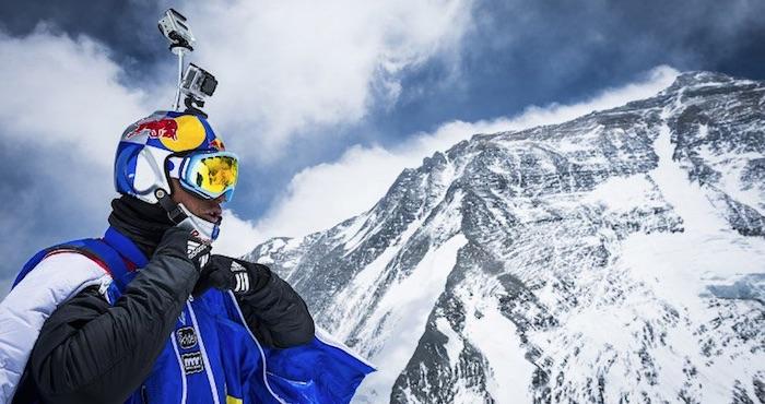 Legendario deportista de Red Bull murió tras lanzarse desde monte del Himalaya
