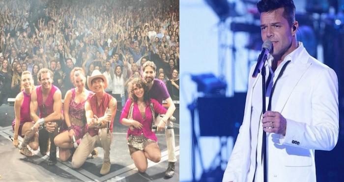 Ricky Martin y Timbiriche se presentarán en el Zócalo