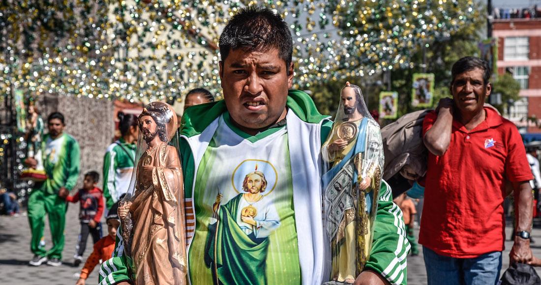 Culto A San Judas Tadeo El Santo Patrono De Policías Y Delincuentes