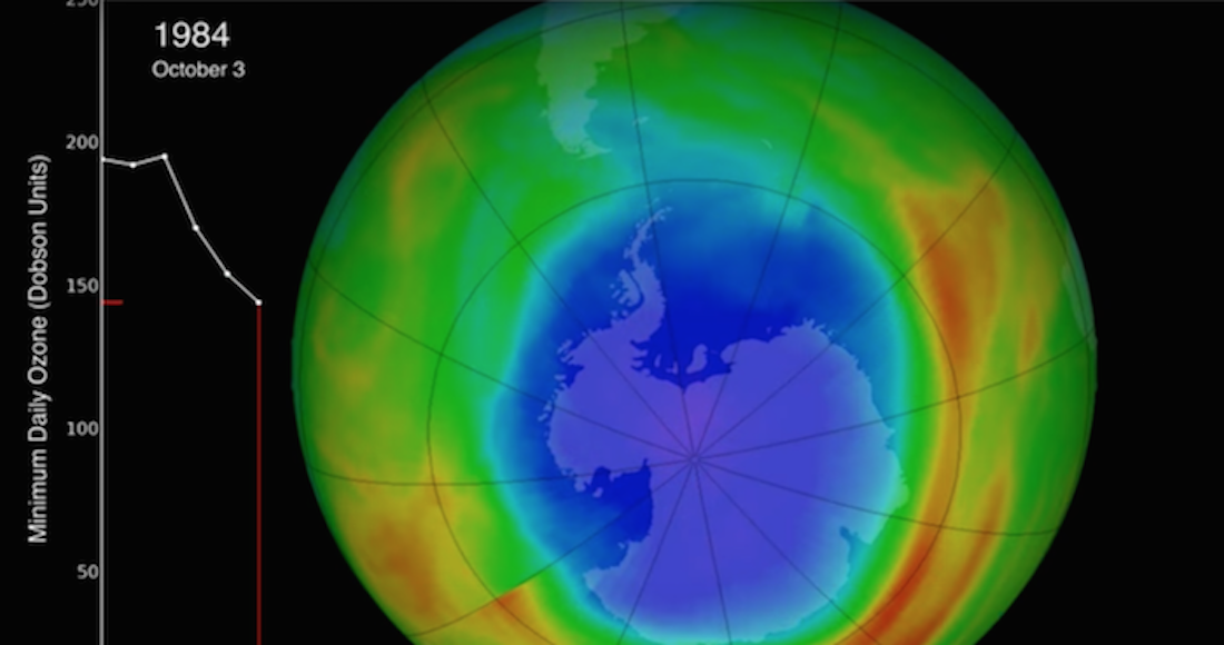 La capa de ozono va camino a recuperación total, según estudio internacional