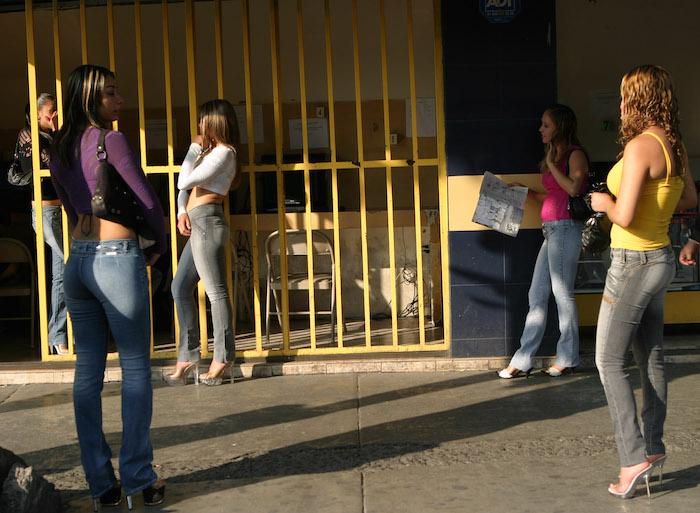 mercado de prostitutas foto de potas
