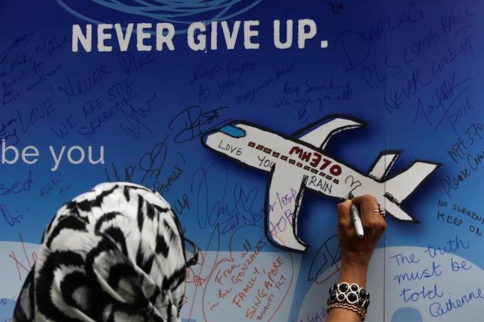 Malasia recuerda a los 239 pasajeros del MH370 cuatro años después