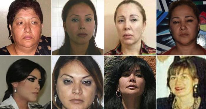 AMLO recibe un país con policías y alcaldes ligados al narco y con 15 cárteles en plena expansión Mujeres-narco