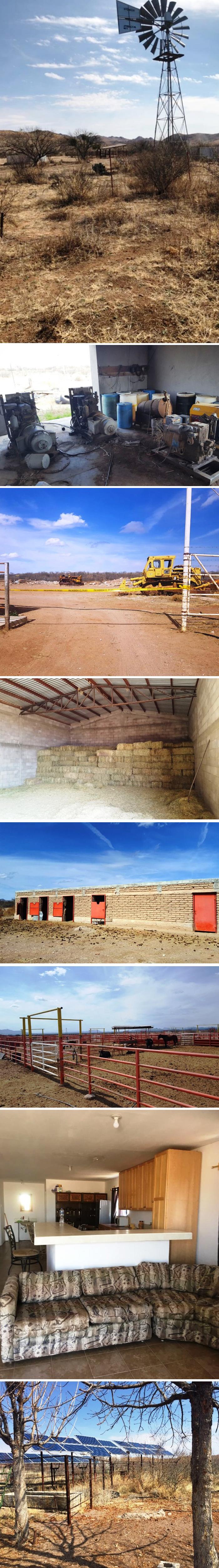 Chihuahua asegura otro rancho a Duarte; con un tercero pagó 60 ...