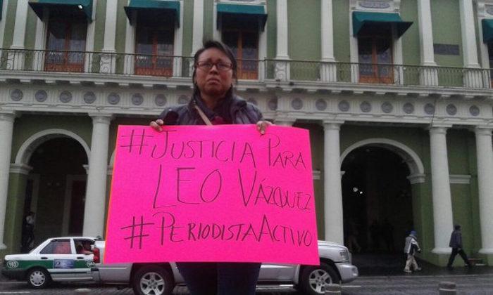 De nuevo Veracruz; matan a periodista