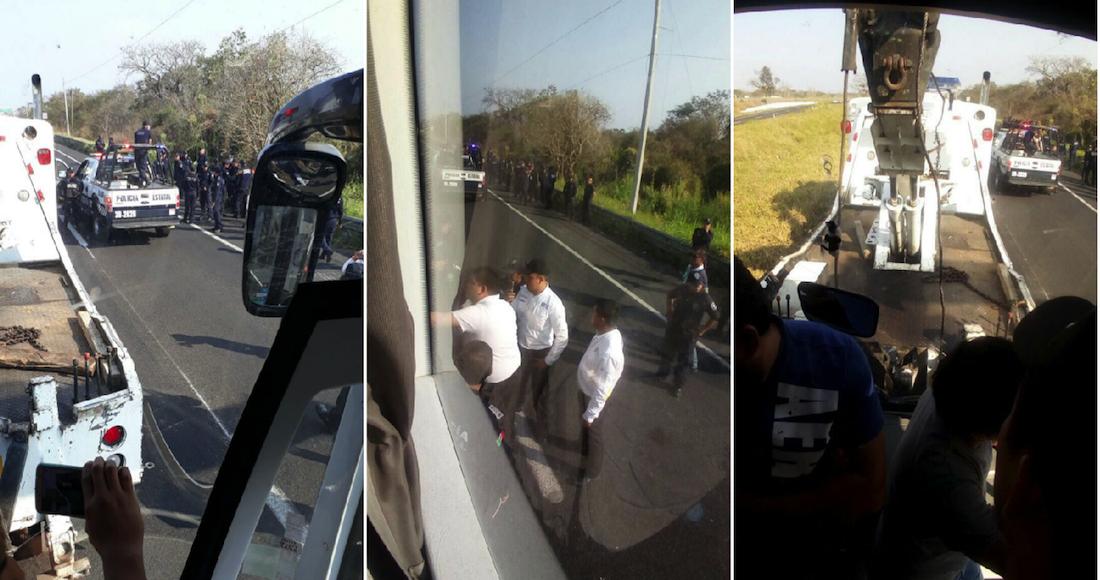 Di instrucciones de detener a alborotadores que bloquearon calles en Xalapa: MAYL