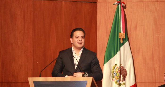 Ricardo Anaya busca tejer una red de relaciones internacionales: PAN