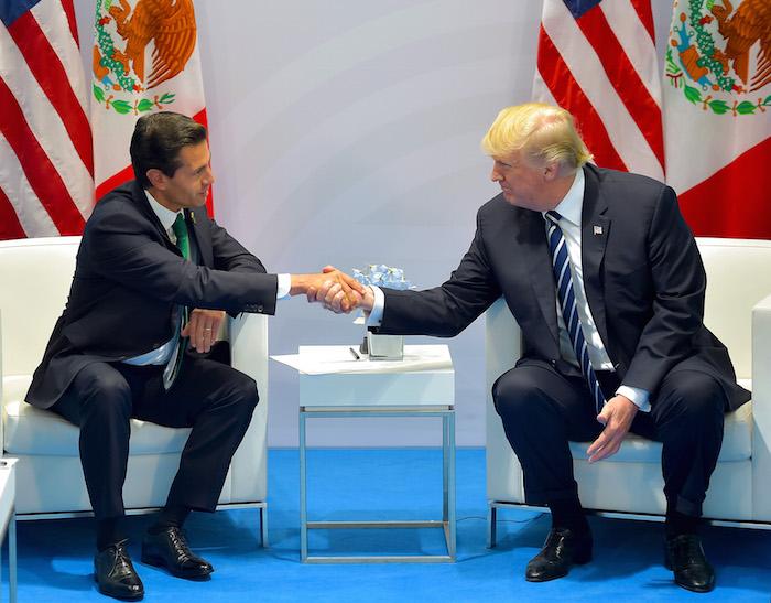 ¿Estás loco?, dijo Trump a Peña en su última llamada telefónica