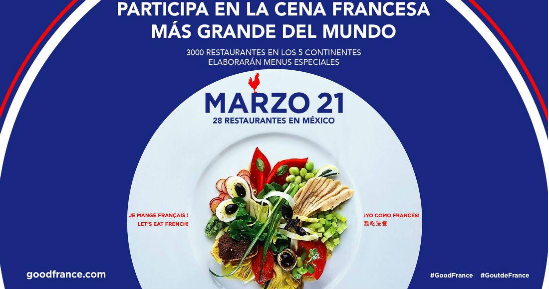 Goût de France: más de 3 mil restaurantes, una sola gastronomía