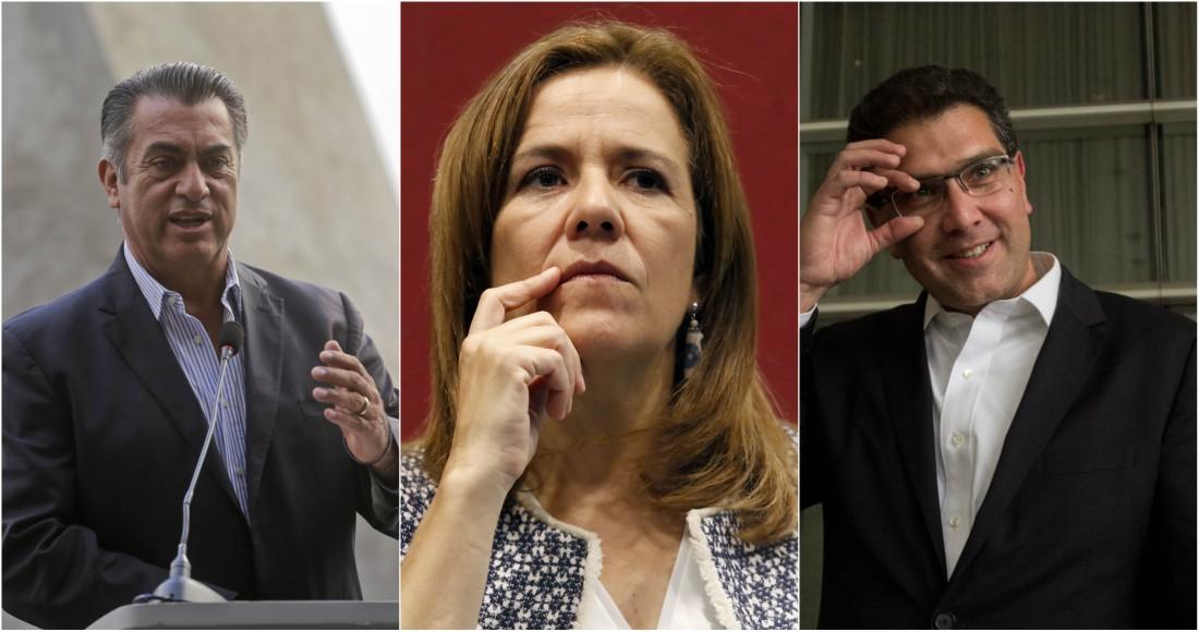 """""""El Bronco"""" y Ríos Piter: fuera de la boleta electoral, aseguran versiones aún extraoficiales"""