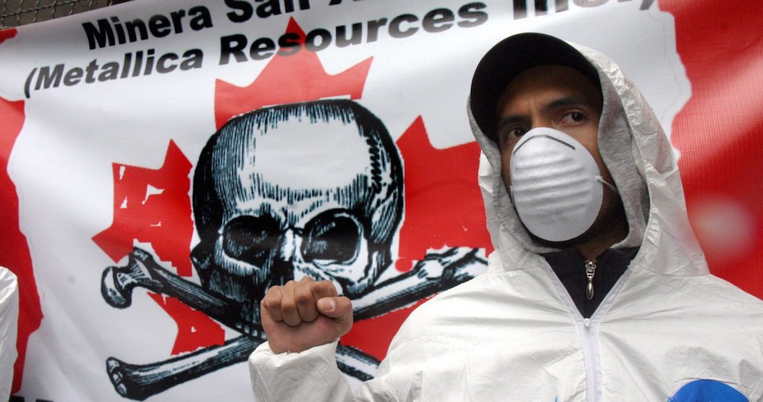 Por demandas, México ha pagado 865 mdd a mineras