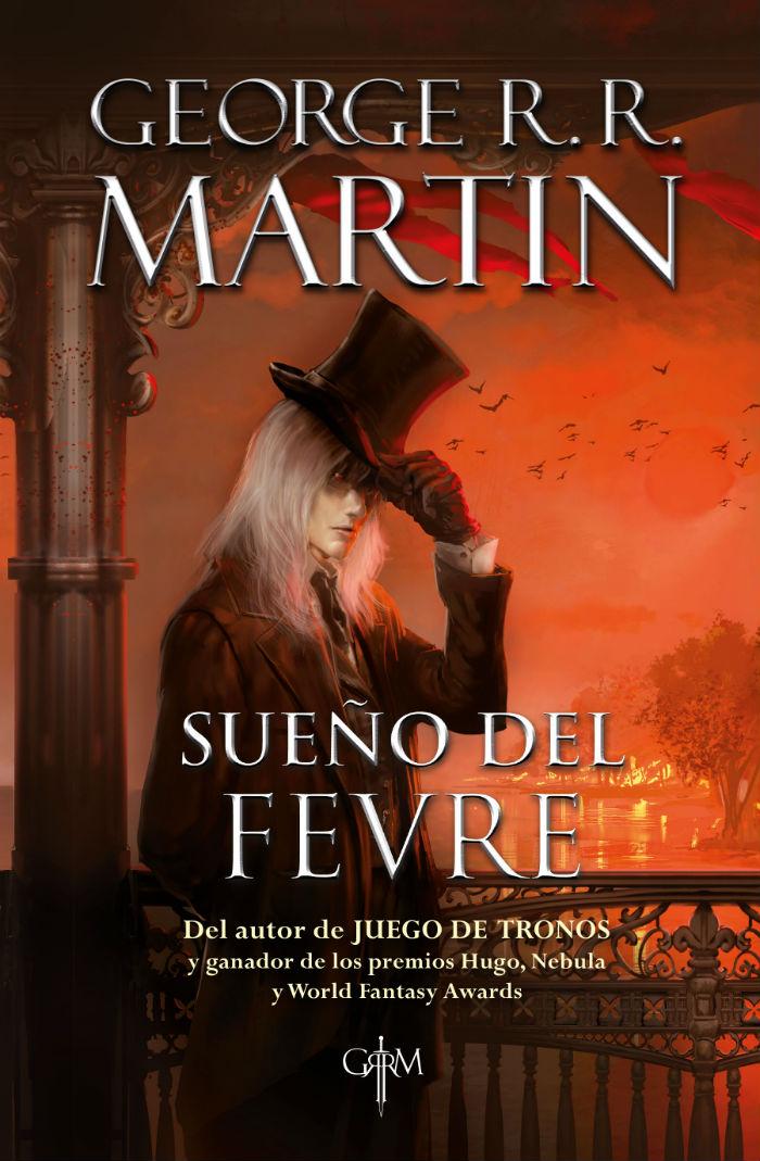 """Vuelve George R.R.Martin: Narración de vampiros en """"Sueño del Fevre"""""""