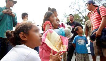 reunificación de familias, México separa familias, migrantes, menores migrantes unicef. separación de familias migrantes,