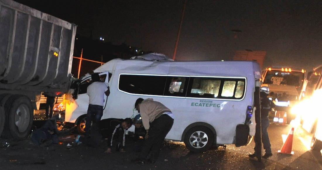 La Nissan Que Mató A 13 Personas En Edomex Está Vetada En Europa