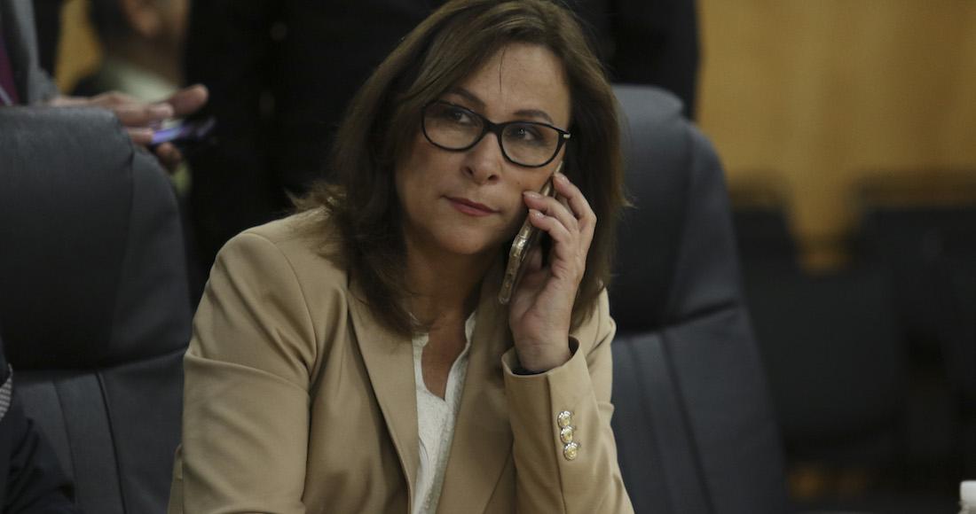"""a426dc1dde74b No habrá gasolinazos"""", asegura Rocío Nahle, quien dirigirá la ..."""