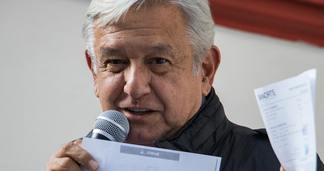 Andrés Manuel López Obrador recibirá este miércoles la constancia que lo  acreditará como Presidente electo. Foto  Saúl López 434efc2e52162