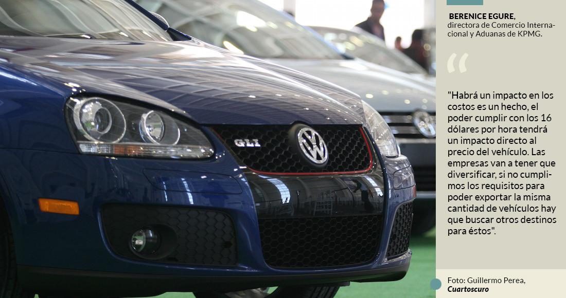 VER MÁS El acuerdo con EU bajará ventas y producción esperen autos más caros advierten exportadores