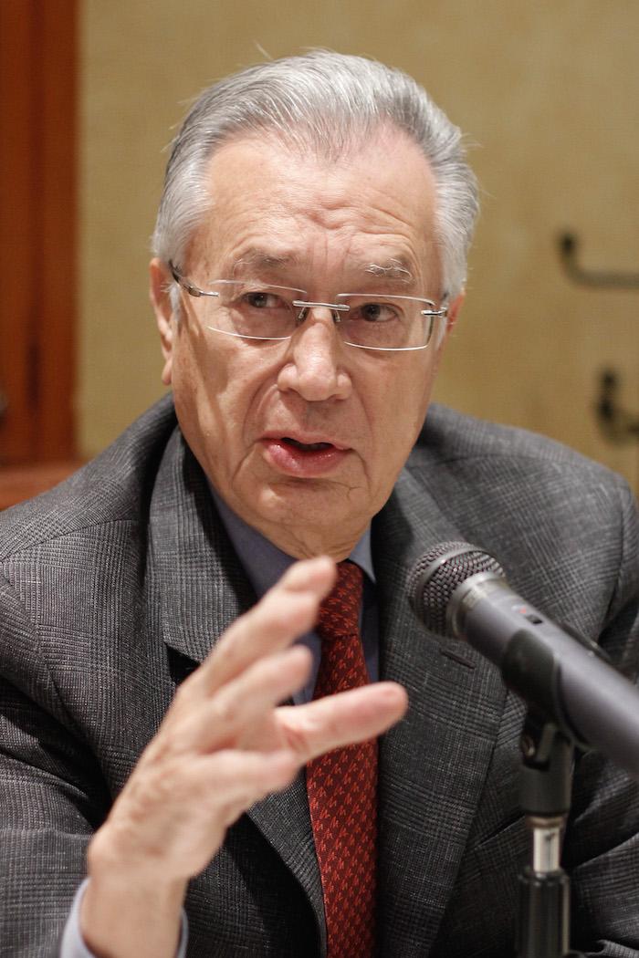 Manuel Barttlet, un nombramiento inc�modo. Foto: Hilda R�os, Cuartoscuro