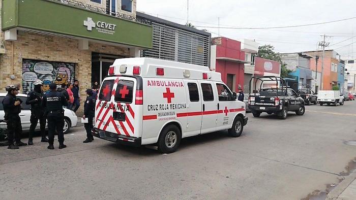 El jueves por la mañana apuñalaron al empleado de una carnicería en Celaya.  Foto  Especial 3bd337d7af5