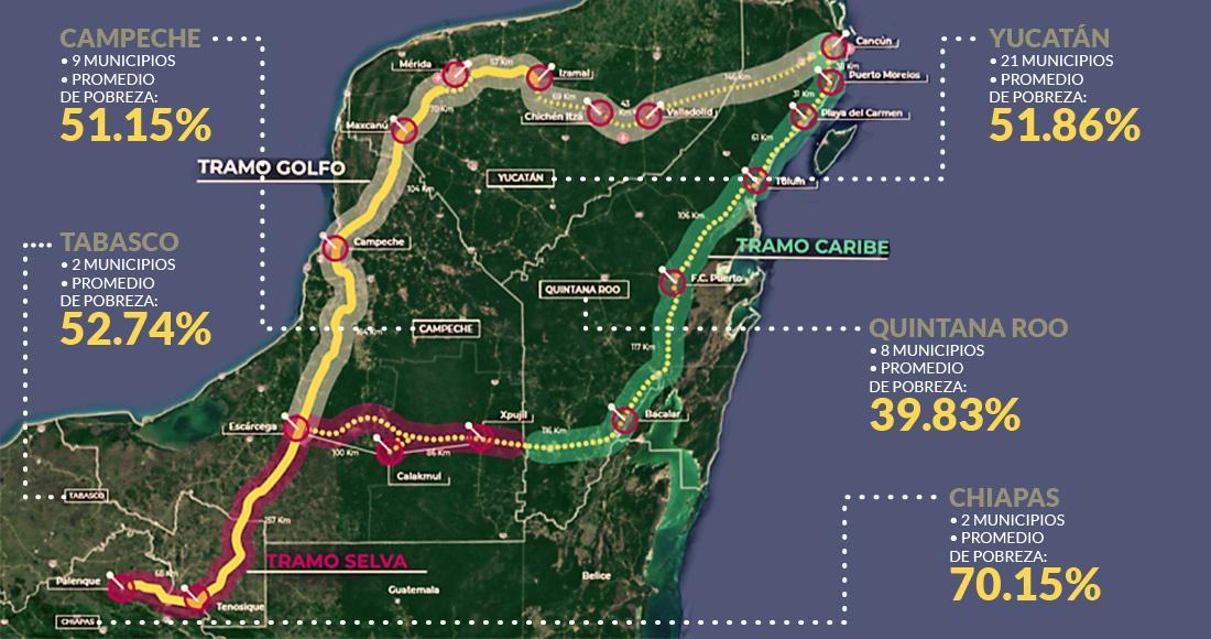 El Tren Maya dañará la ecología: especialista