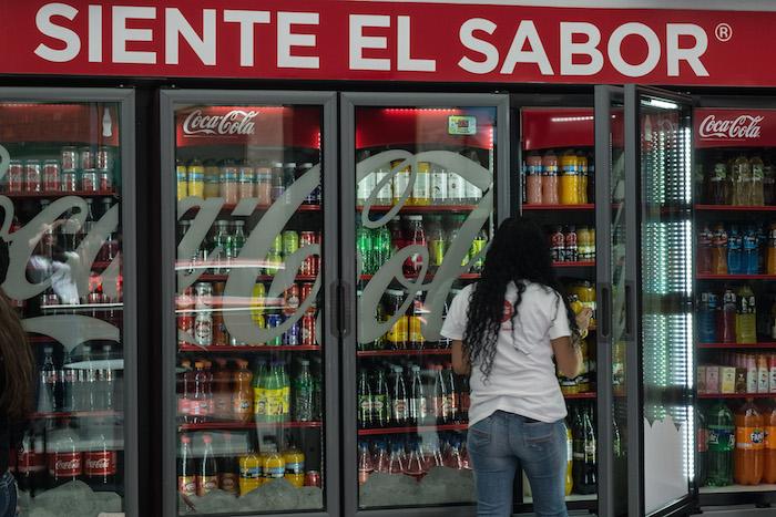 El consumo de refresco es dañino para la salud