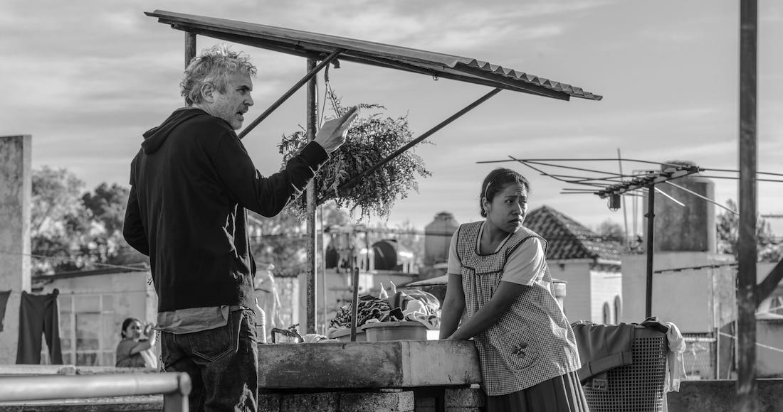 Alfonso Cuarón primero estrenará 'Roma' en cines