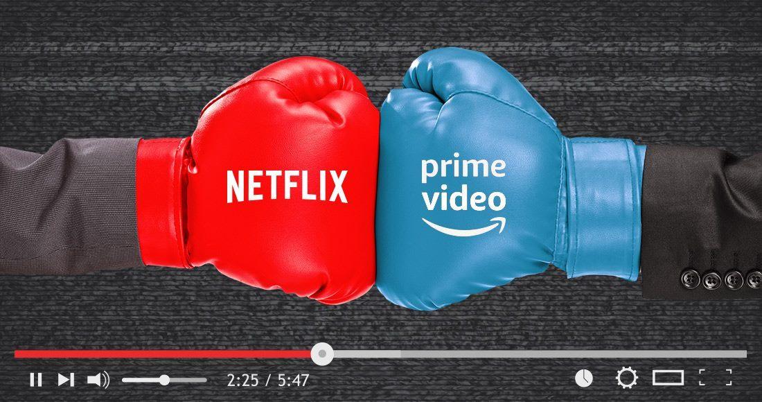 Netflix vs Amazon Prime Video, ¿cuál es la mejor ...