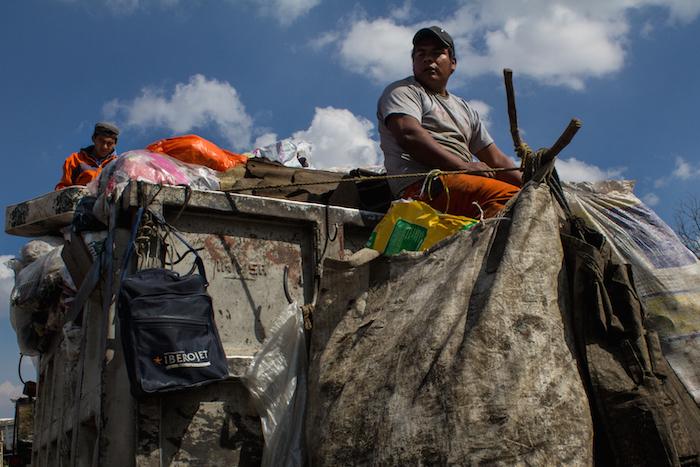 Reciclaje en la Ciudad de México