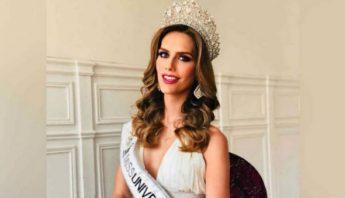 Miss España Columna