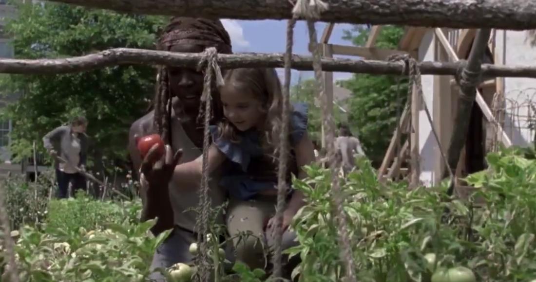 La conmovedora carta de despedida de Andrew Lincoln — The Walking Dead