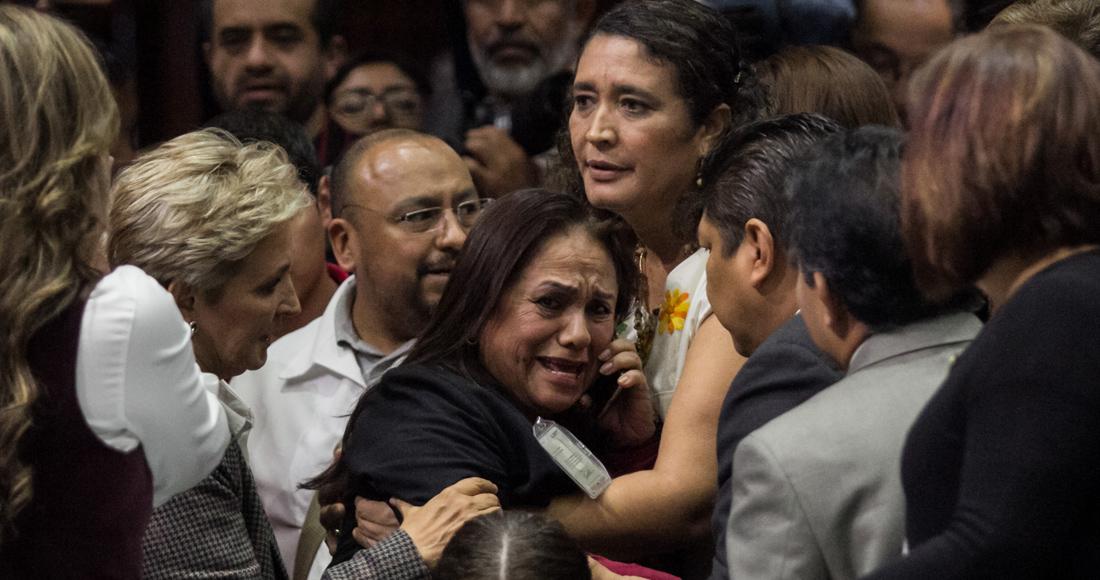 Hallan en Mendoza 4 cuerpos mutilados; gobierno lo niega Imagen del Golfo