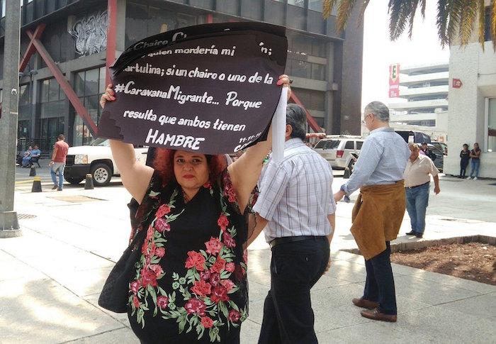 #MarchaFifí Así fue la protesta contra la cancelación del NAIM