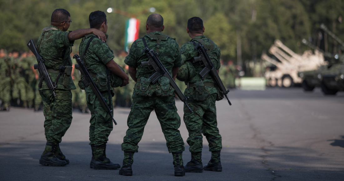 Resultado de imagen para Jorge Alberto Lara Rivera guardia nacional