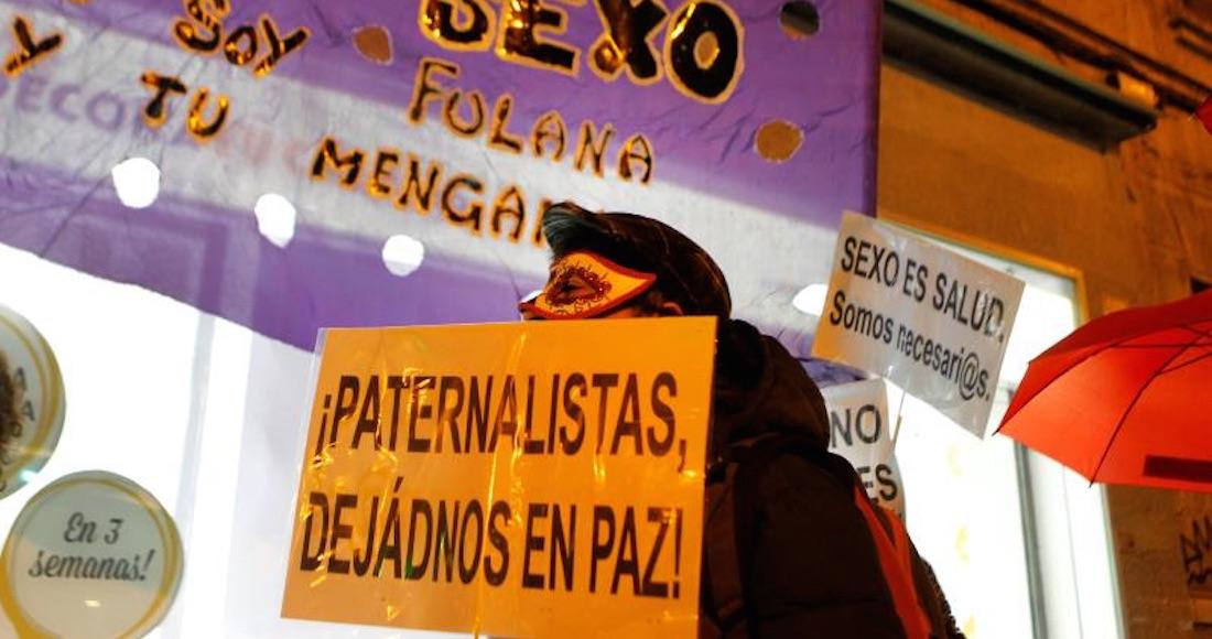 relatos prostitutas la prostitución es ilegal en españa