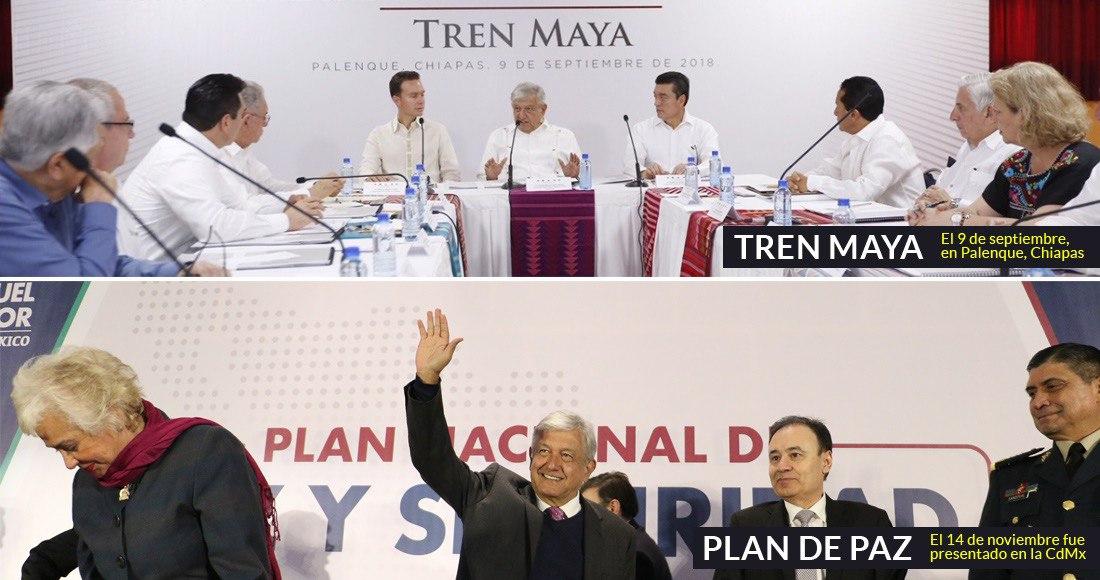 Académicos y colectivos piden a AMLO un análisis más a fondo del Tren Maya  y la Guardia Nacional 10a52248eba36