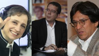 Periodistas radio Columna