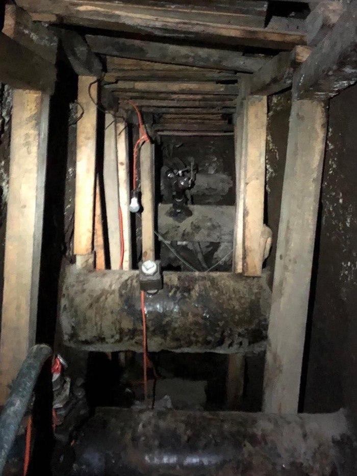 Pemex halla túnel con al menos 5 tomas clandestinas, en zona poblada de CdMx (FOTOS y VIDEOS)